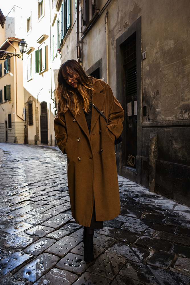compare price factory outlets shop for official Camel Coat: Iconic Max Mara and A Stroll Around Florence