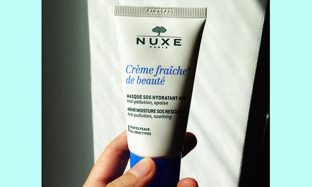 Product Review Nuxe Crème Fraiche De Beauté