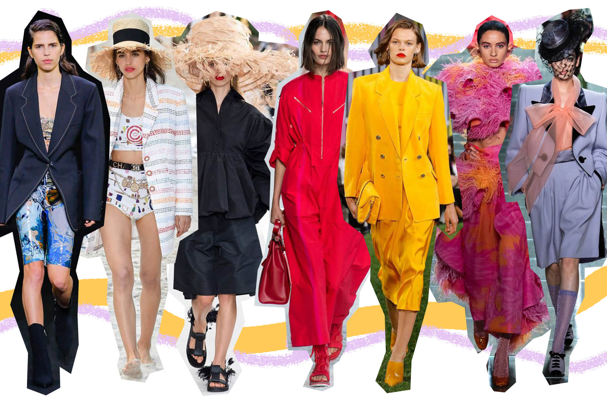 Spring Summer 2019 The Top 7 Fashion Trends The Flair Edit